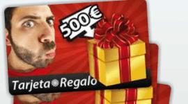 Regalo de Tarjeta de Media Markt Valorada en 500€