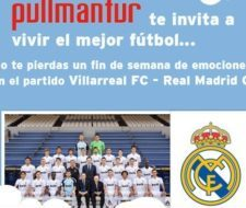 Gana un viaje para ver el Villareal Real Madrid en Facebook