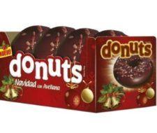 Descuento gratis en los nuevos donuts navideños