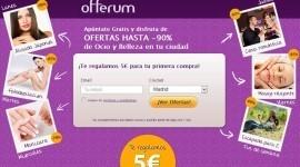 5 euros de regalo en tu primera compra en Offerum