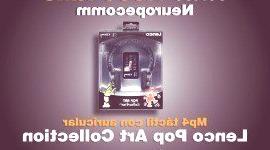 Consigue gratis tu MP4 táctil con auriculares