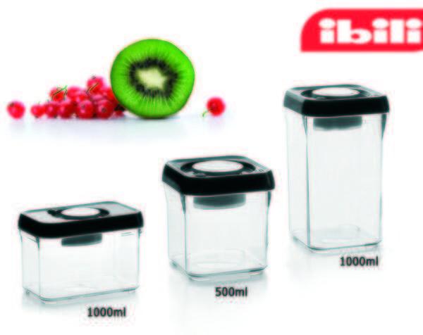 ¿Quieres ganar tres tarros herméticos para tu cocina?