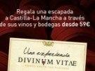 Regala Divinum Vitae, escapadas enológicas a Castilla-La Mancha